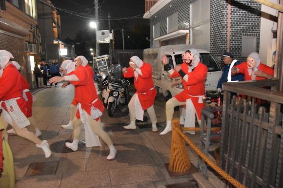 祇園のお化け、ひょっとこ踊り_f0347663_12204934.jpg