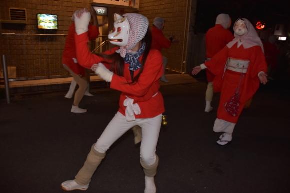 祇園のお化け、ひょっとこ踊り_f0347663_12233828.jpg