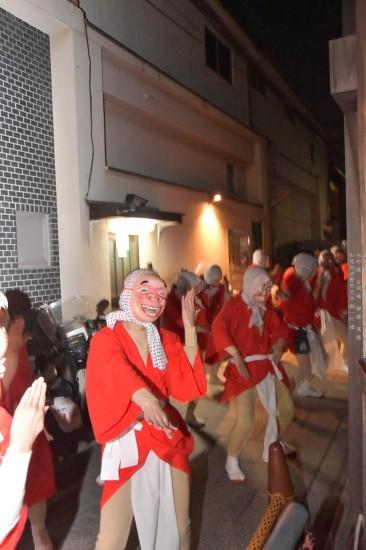 祇園のお化け、ひょっとこ踊り_f0347663_12280680.jpg