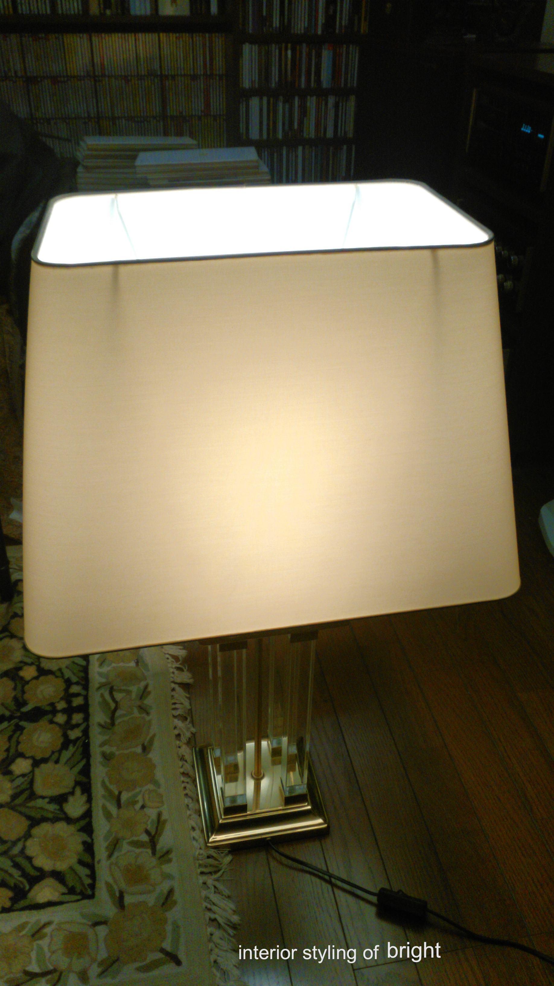 ランプシェード 張替 ウィリアムモリス正規販売店のブライト_c0157866_18141099.jpg
