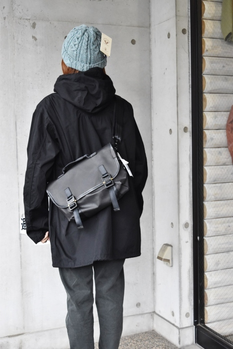 最高の大人BAG★  DEFY BAGS RECON MINI_d0152280_12360638.jpg
