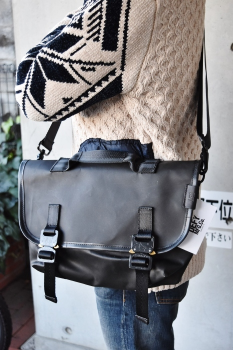 最高の大人BAG★  DEFY BAGS RECON MINI_d0152280_12415919.jpg