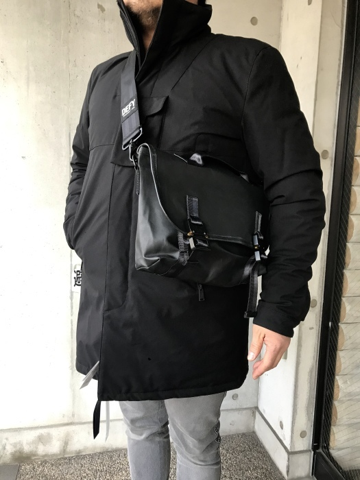 最高の大人BAG★  DEFY BAGS RECON MINI_d0152280_12463780.jpeg