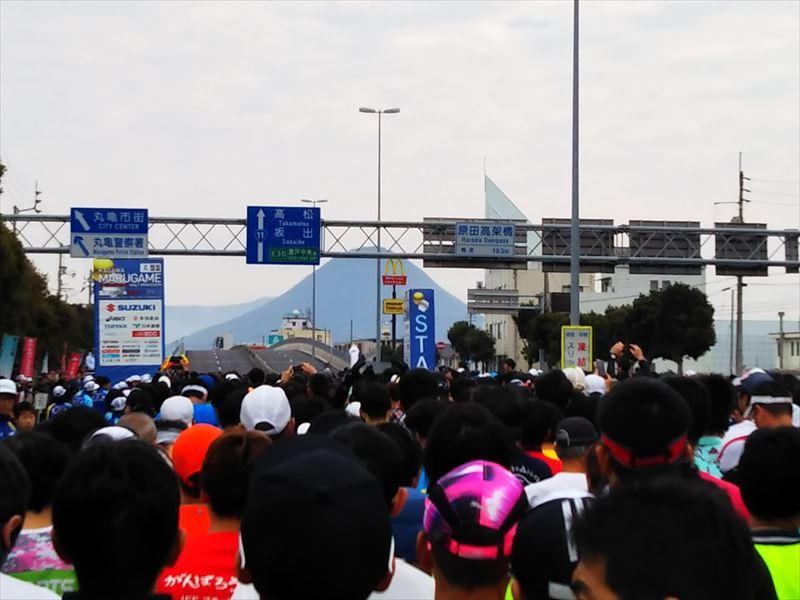 丸亀国際ハーフマラソンに参加しました_e0201281_19382823.jpg