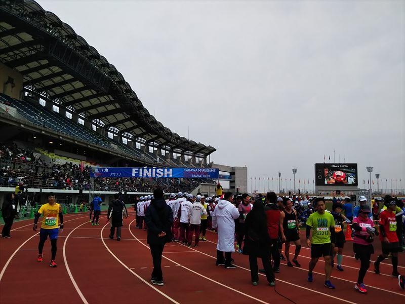 丸亀国際ハーフマラソンに参加しました_e0201281_19382952.jpg