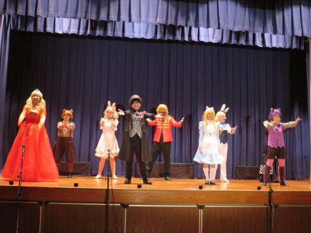 KCM「Musical ワンダーランド-アリスと不思議の国ー」中野上公演_b0326483_21451122.jpg