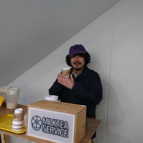 「Milktea service」_a0075684_15354573.jpg
