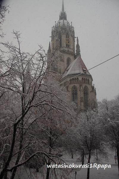 立春と旅人からの写真   ミュンヘン_c0365711_14210941.jpg