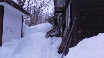 2月4日 月曜 小雨のち小雪  2度_f0210811_10272876.jpg
