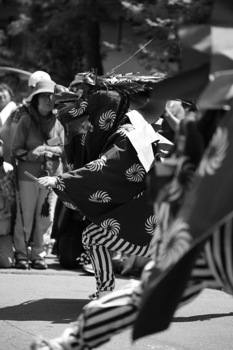 摂氏36度・Ⅲ~上田市別所温泉「岳の幟」~_d0349418_21141450.jpg