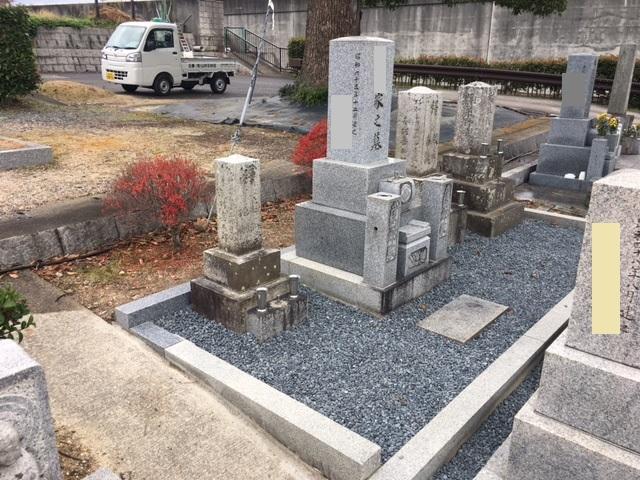 瀬田 墓石 直し_e0255523_10172530.jpg