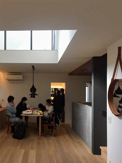 「空とつなぐ家」完成見学会を行いました_f0170331_23373066.jpg