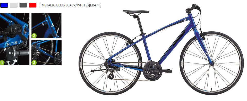 改めて Merida CROSSWAY BREEZE TFS 100Rというエントリクロスバイクについて 2019年版用に追記_b0060239_18082320.jpg