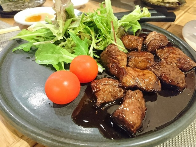 Chinese bar RYUEN(中華バル 龍苑)(金沢市此花町)_b0322744_00063997.jpg