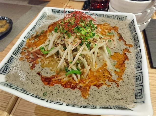 Chinese bar RYUEN(中華バル 龍苑)(金沢市此花町)_b0322744_00070273.jpg