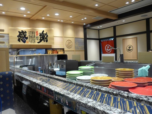 札幌・新千歳空港「グルメ回転寿司函太郎」へ行く。_f0232060_19305369.jpg