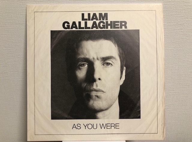 "Liam Gallagher""As You Were"" ~マルハチ私的名盤百選その87~_e0052576_23541419.jpg"