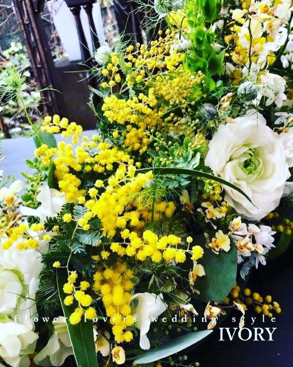 『週末の婚礼から〜♬』_b0094378_22090569.jpeg
