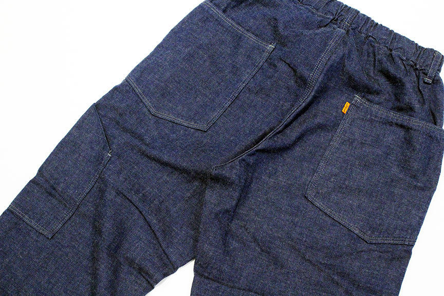 "Necessary or Unnecessary "" SPINDLE PAINTER DENIM \""_b0122806_17064355.jpg"