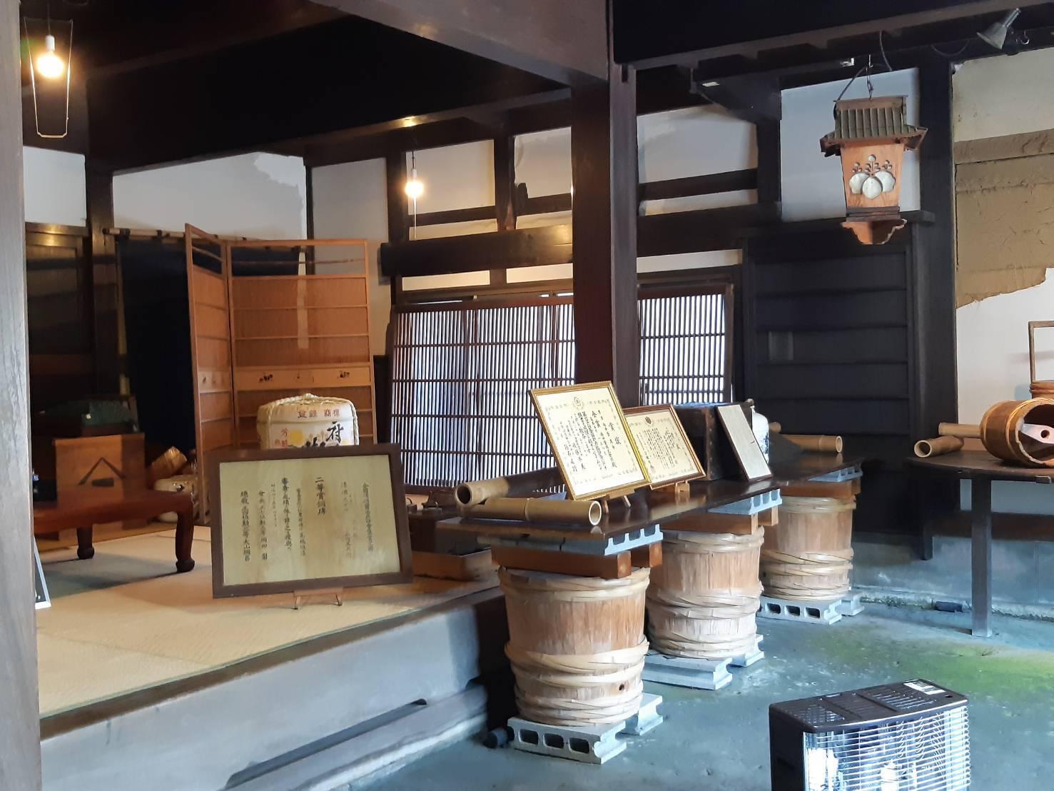 府中誉に蔵見学へ 渡舟 太平海_c0248011_16213247.jpg