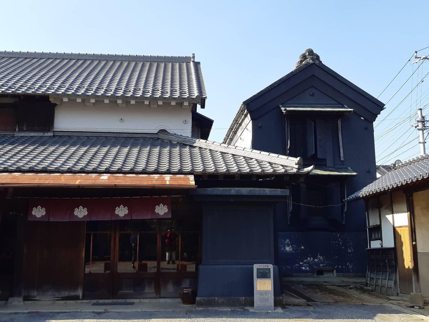 府中誉に蔵見学へ 渡舟 太平海_c0248011_17063640.jpg