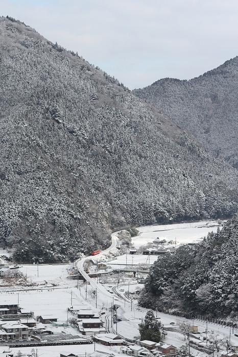 2019年 雪景色の播但線④_f0233120_23174734.jpg