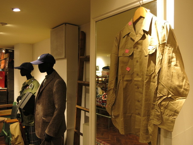 """US ARMY OFFICER SHIRT 1944\""ってこんなこと。_c0140560_15180376.jpg"