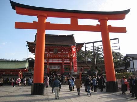日本滞在 2 - 伏見稲荷 -_a0280569_1924140.jpg
