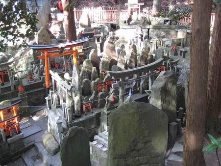 日本滞在 2 - 伏見稲荷 -_a0280569_1929166.jpg
