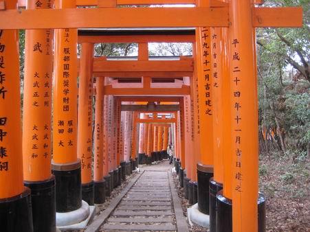 日本滞在 2 - 伏見稲荷 -_a0280569_19313423.jpg