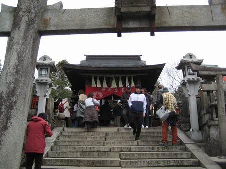 日本滞在 2 - 伏見稲荷 -_a0280569_1931981.jpg