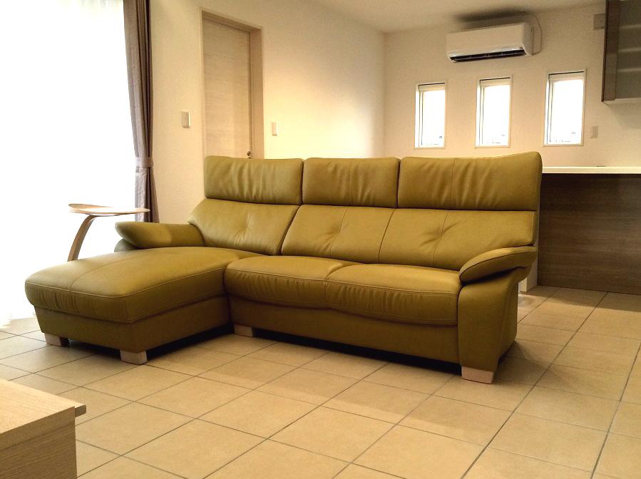 納品実例 ~カリモク家具LD、ベッド~_d0224984_15200212.jpg