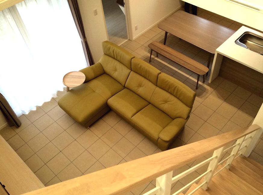 納品実例 ~カリモク家具LD、ベッド~_d0224984_15200742.jpg