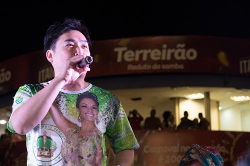 参加22周年のレポート【まとめシリーズ 01◉IMPÉRIO SERRANO編】 #リオのカーニバル #Carnaval #RIO 2019 #ブラジル 滞在 _b0032617_02460426.jpg