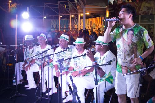 参加22周年のレポート【まとめシリーズ 01◉IMPÉRIO SERRANO編】 #リオのカーニバル #Carnaval #RIO 2019 #ブラジル 滞在 _b0032617_02481457.jpg
