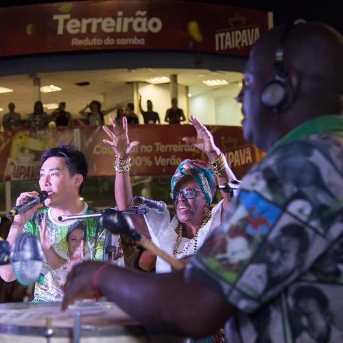 参加22周年のレポート【まとめシリーズ 01◉IMPÉRIO SERRANO編】 #リオのカーニバル #Carnaval #RIO 2019 #ブラジル 滞在 _b0032617_02491243.jpg