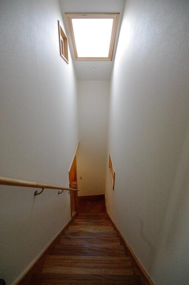 伊那市で設計事務所の家づくり 『階段トップライト』 _b0146238_08202850.jpg