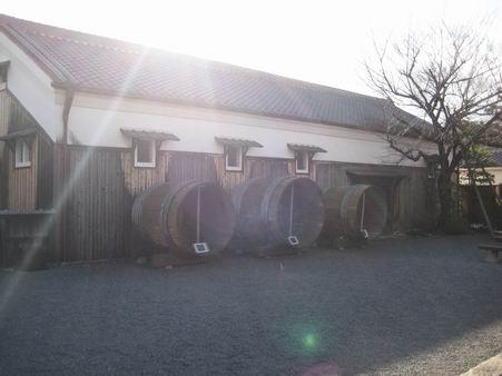 日本滞在 3 - 寺田屋と酒蔵巡り -_a0280569_0113338.jpg