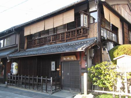 日本滞在 3 - 寺田屋と酒蔵巡り -_a0280569_0813.jpg