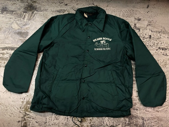 2月9日(土)大阪店ラボ入荷!!#2 Athletic Sports編!!70\'s Champion RunningMan Nylon Coach JKT!!(大阪アメ村店)_c0078587_20295950.jpg
