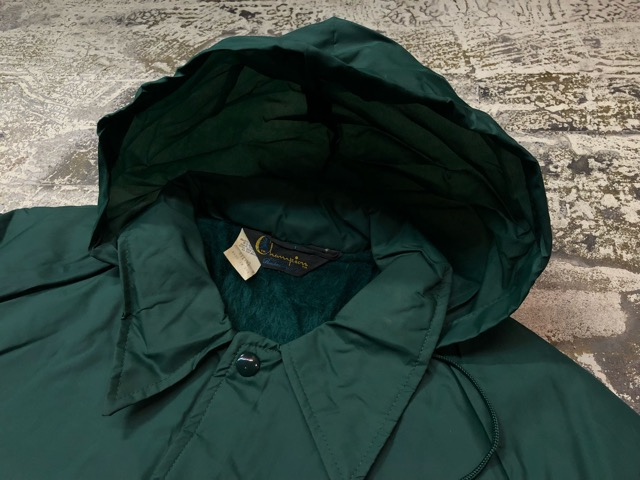 2月9日(土)大阪店ラボ入荷!!#2 Athletic Sports編!!70\'s Champion RunningMan Nylon Coach JKT!!(大阪アメ村店)_c0078587_20303920.jpg