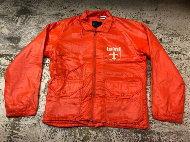 2月9日(土)大阪店ラボ入荷!!#2 Athletic Sports編!!70\'s Champion RunningMan Nylon Coach JKT!!(大阪アメ村店)_c0078587_2035031.jpg