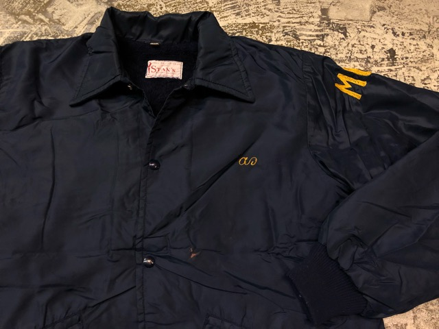 2月9日(土)大阪店ラボ入荷!!#2 Athletic Sports編!!70\'s Champion RunningMan Nylon Coach JKT!!(大阪アメ村店)_c0078587_20364071.jpg
