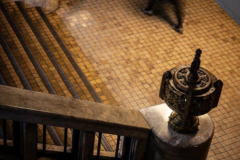 古き市役所に棲む光蜥蜴_d0353489_17464063.jpg