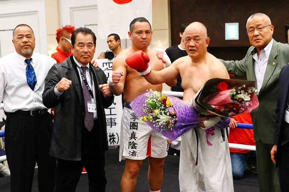 吉倉社長から、村上祭りの「竹山選手還暦祝い、引退セレモニー」の写真を送って頂きました。_c0186691_10142835.jpg