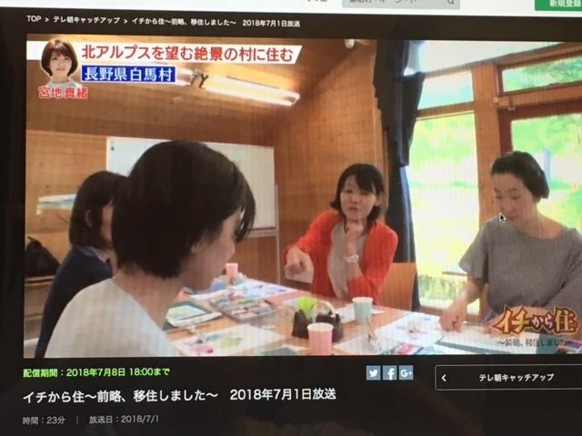 テレビ朝日でのパステルアート_f0071893_19574125.jpg