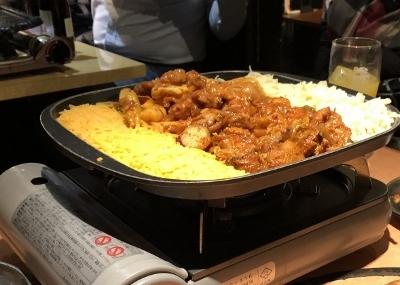 北浦和 韓美食 オンギージョンギー_d0030894_13080224.jpg