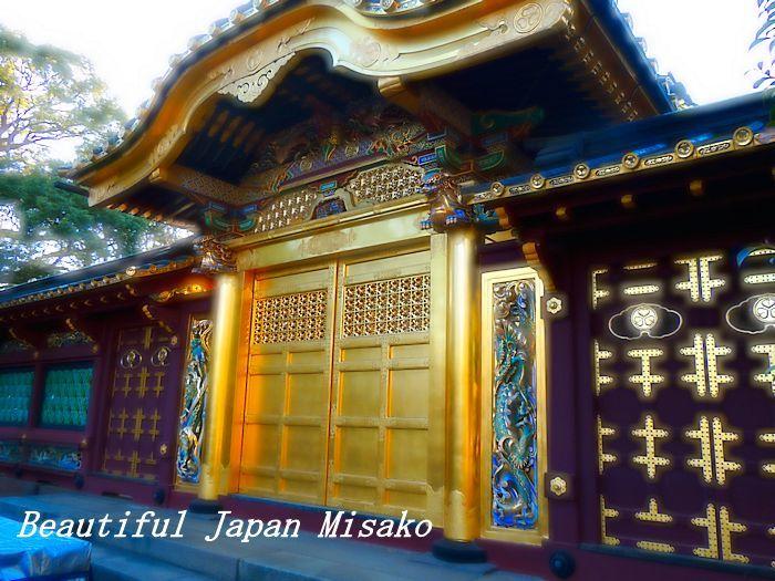 上野東照宮。☆、・:`☆・・゚・゚☆。。_c0067206_15515593.jpg
