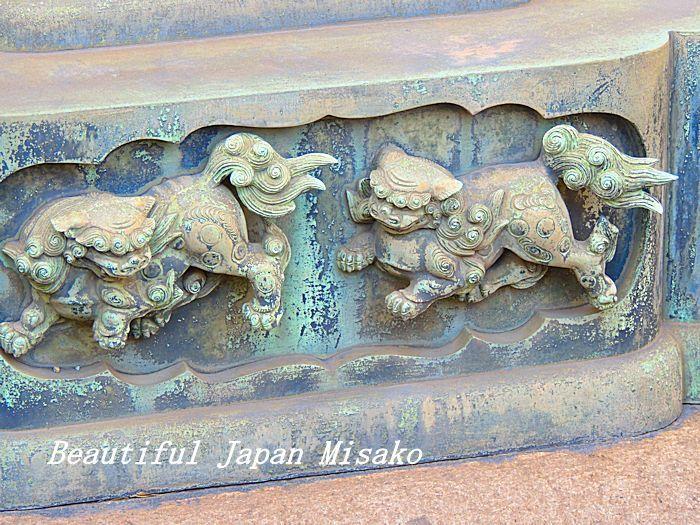 上野東照宮。☆、・:`☆・・゚・゚☆。。_c0067206_15573505.jpg