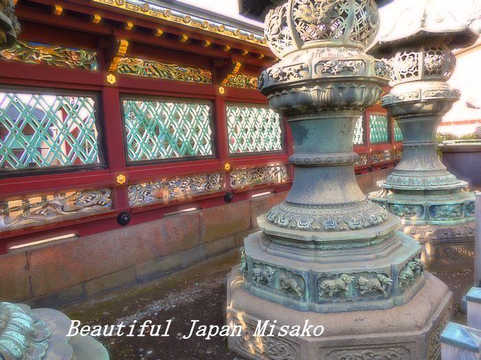 上野東照宮。☆、・:`☆・・゚・゚☆。。_c0067206_15575681.jpg